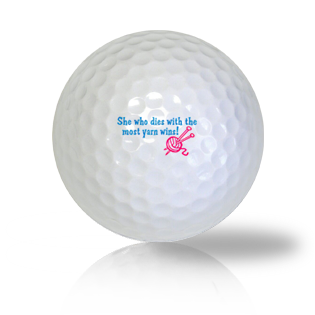 Get The Most Yarn Golf Balls Used Golf Balls - Foundgolfballs.com