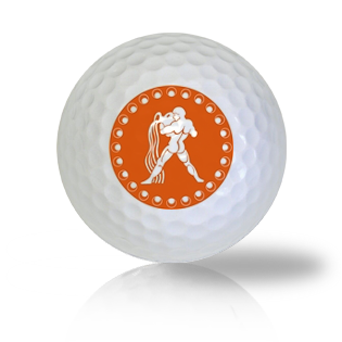 Aquarius Golf Balls - Found Golf Balls