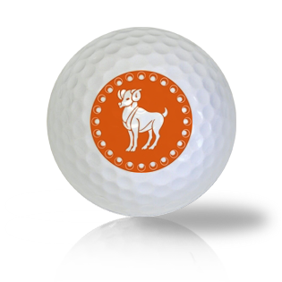 Aries Golf Balls - Found Golf Balls