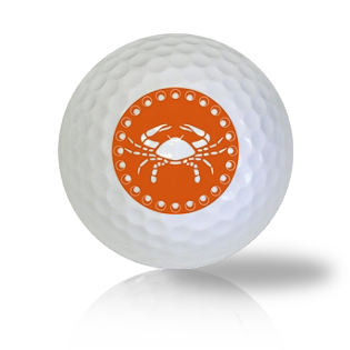 Cancer Golf Balls - Found Golf Balls