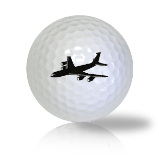 Airplane Golf Balls - Found Golf Balls