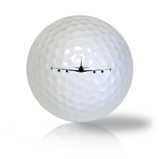 Airplane Golf Balls Used Golf Balls - Foundgolfballs.com