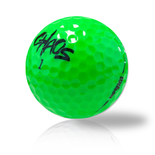 Assorted Green Mix Used Golf Balls - Foundgolfballs.com