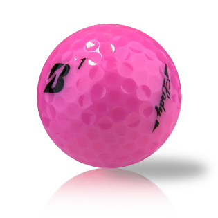 Bridgestone Lady Precept B Pink Used Golf Balls - Foundgolfballs.com