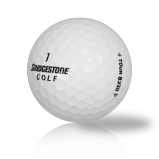 Bridgestone B330 Used Golf Balls - Foundgolfballs.com