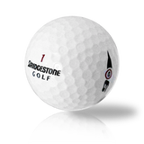 Custom Bridgestone e6 Used Golf Balls - Foundgolfballs.com