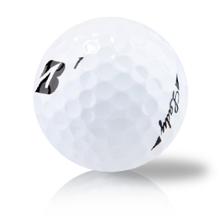 Custom Bridgestone Lady Precept B 2018 Used Golf Balls - Foundgolfballs.com