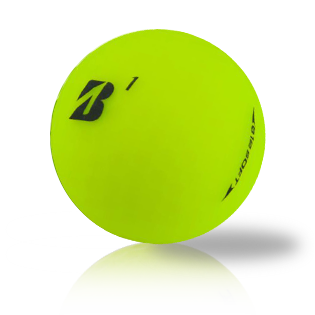 Bridgestone e12 Soft Lime Used Golf Balls - Foundgolfballs.com