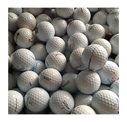 Bulk Titleist Pro V1 and Pro V1X Hit-A-Way Mix Used Golf Balls - Foundgolfballs.com