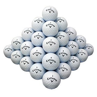 Callaway Mix Recycled & Used Golf Balls