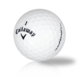 Callaway Supersoft Used Golf Balls - Foundgolfballs.com
