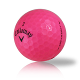 Callaway Supersoft Pink Used Golf Balls - Foundgolfballs.com