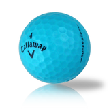 Callaway Supersoft Teal Used Golf Balls - Foundgolfballs.com