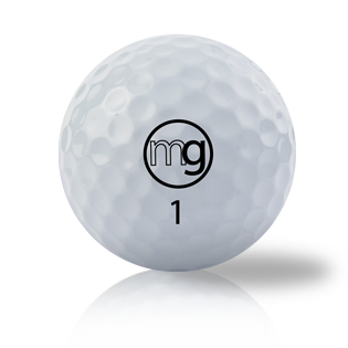 Custom MG Mix - Found Golf Balls