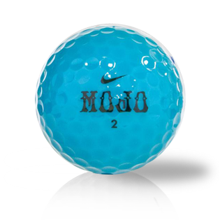 Nike Mojo Blue Used Golf Balls - Foundgolfballs.com