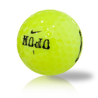 Nike Mojo Yellow Used Golf Balls - Foundgolfballs.com