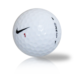 Nike One RZN Used Golf Balls - Foundgolfballs.com