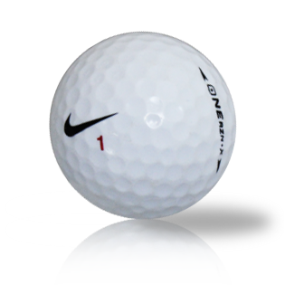 Nike One RZN X Used Golf Balls - Foundgolfballs.com