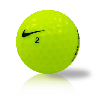 Nike PD Long Yellow Used Golf Balls - Foundgolfballs.com