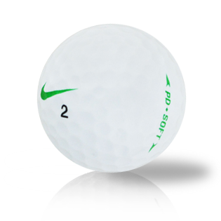 Nike PD Soft Used Golf Balls - Foundgolfballs.com
