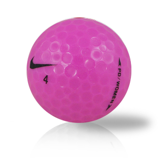Nike PD Women Purple Used Golf Balls - Foundgolfballs.com