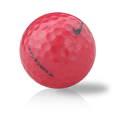 Nike PD Women Red Used Golf Balls - Foundgolfballs.com