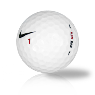 Nike RZN Red Used Golf Balls - Foundgolfballs.com