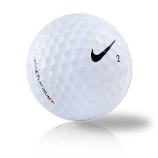 Nike One Platinum Used Golf Balls - Foundgolfballs.com