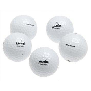 Noodle Mix Used Golf Balls - Foundgolfballs.com