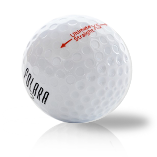 Polara Ultimate Straight XS Used Golf Balls - Foundgolfballs.com