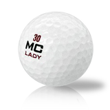 Precept MC Lady Used & Recycled Golf Balls