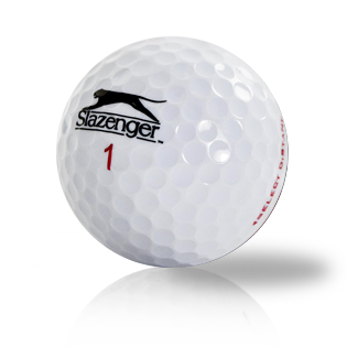 Slazenger White Mix Recycled & Used Golf Balls