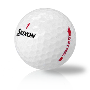 Srixon Soft Feel Lady Used Golf Balls - Foundgolfballs.com