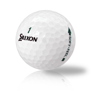 Srixon Soft Feel Used & Recycled Golf Balls