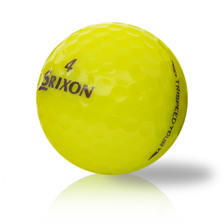 Srixon Tri-Speed Tour Yellow Used Golf Balls - Foundgolfballs.com