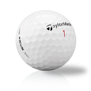 TaylorMade TP5 X 2020 Used Golf Balls - Foundgolfballs.com