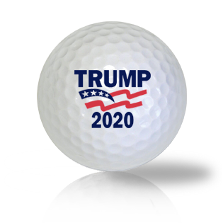 Donald Trump 2020 Golf Balls - Found Golf Balls