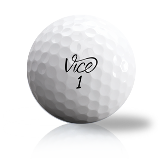 Custom Vice Drive Used Golf Balls - Foundgolfballs.com