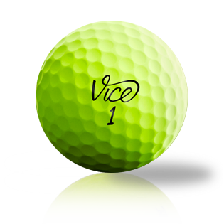 Vice Pro Lime Used Golf Balls - Foundgolfballs.com