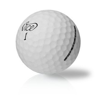 Custom Vice Pro Soft Used Golf Balls - Foundgolfballs.com