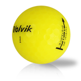 Volvik 3-Piece Distance Crystal Yellow - 1
