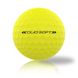 Wilson Duo Soft Optic Yellow