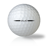 Wilson DUO Mix Used Golf Balls - Foundgolfballs.com