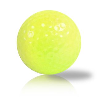 Bulk Assorted Yellow Mix Used Golf Balls - Foundgolfballs.com