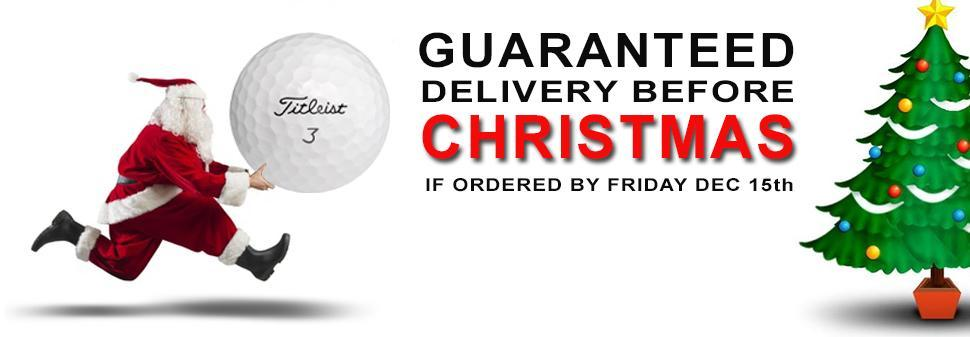 Up to 25% Off All Golf Balls Site Wide