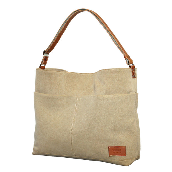 Farah Hobo Bag - Canvas