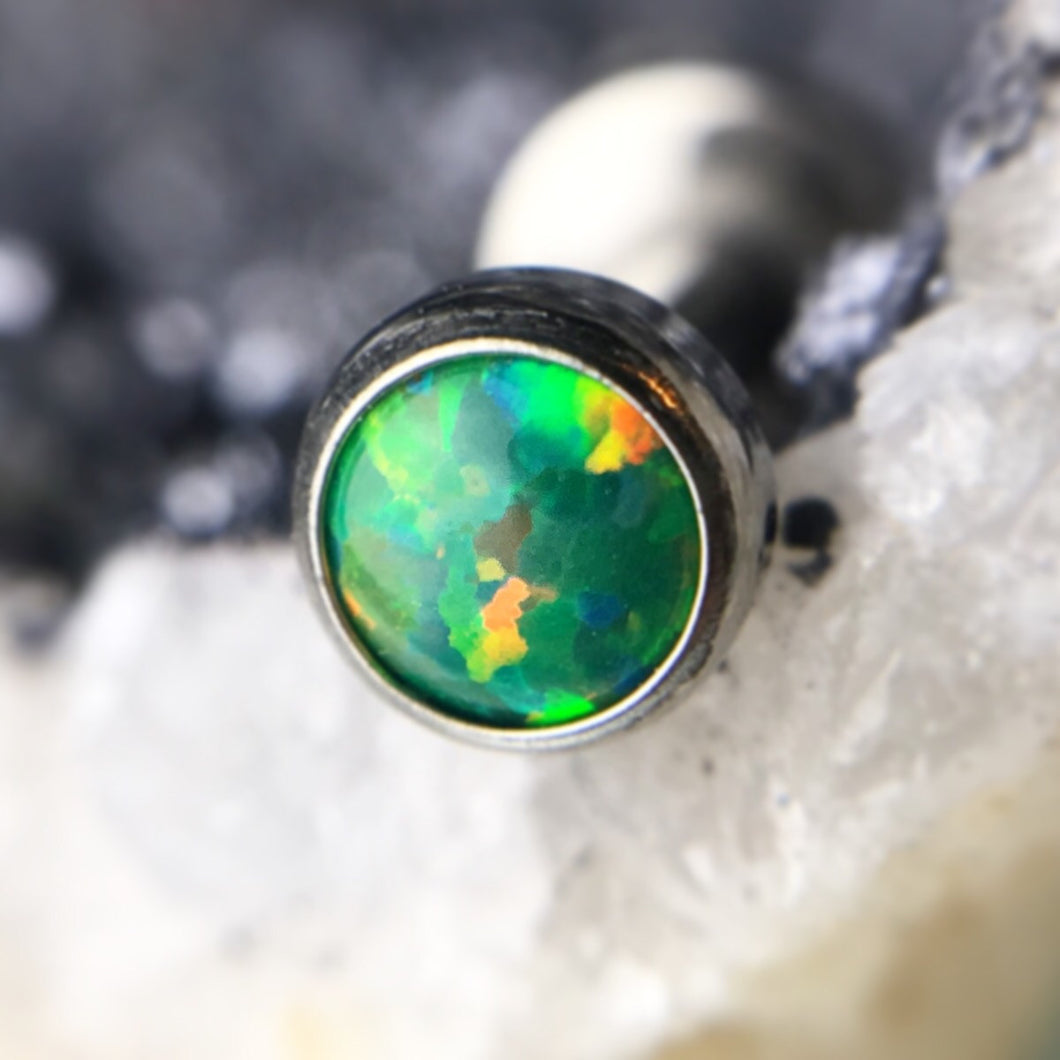 Olive Green Opal 1.6mm Attachment