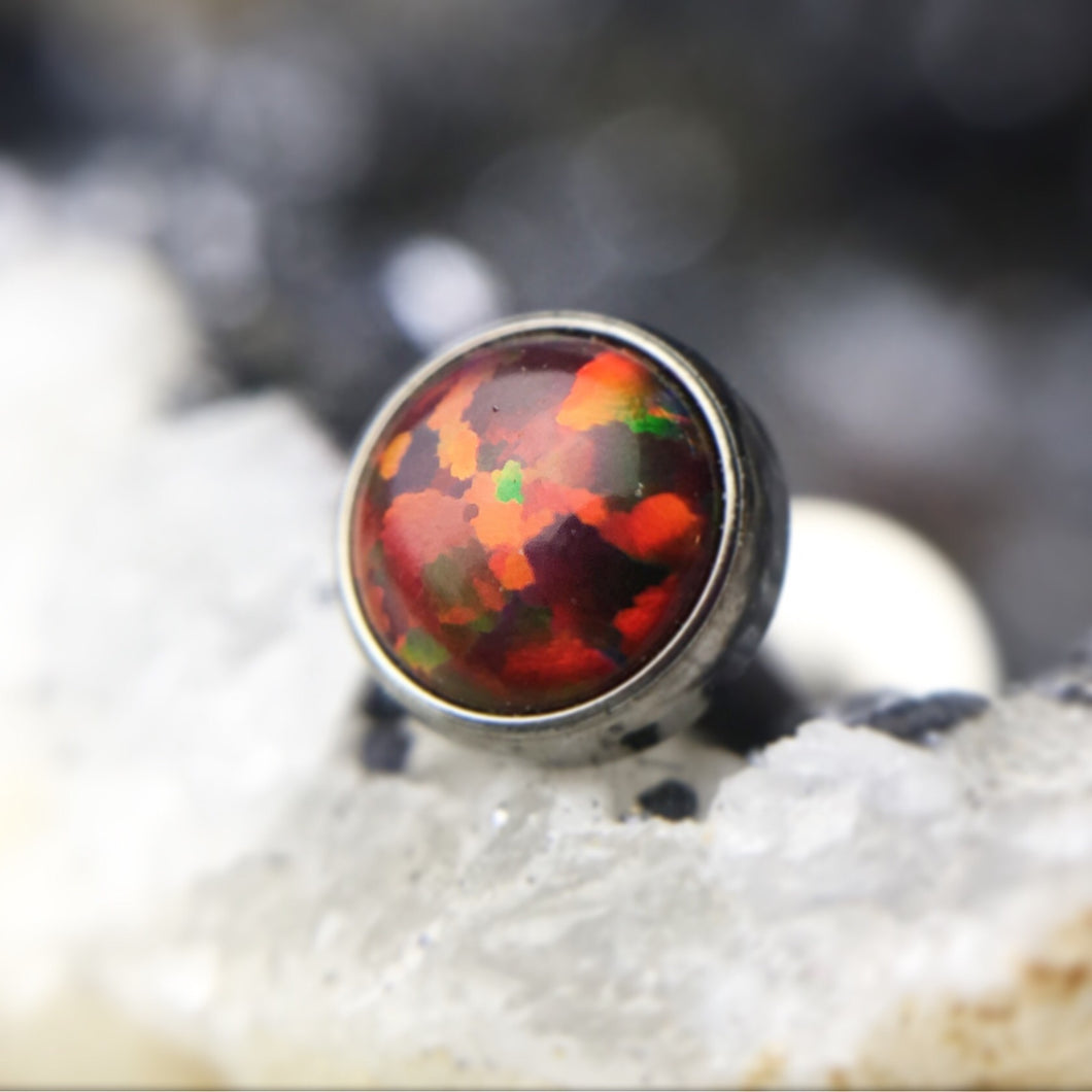 Black Cherry Opal 1.2mm Attachment