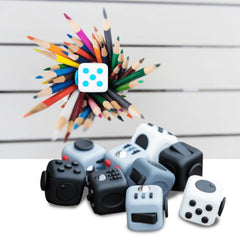 6-side Fidget Cube Stress Reliever
