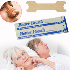 Anti-snoring Nasal Strips
